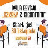 Darmowe warsztaty programowania dla uczniów i nauczycieli!